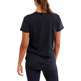 Craft Deft 2.0 T-shirt Femme, black